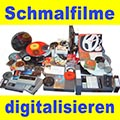Schmalfilm- Video- und Dia-Digitalisierungs-Service